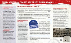 Think Armenian Claims are True?